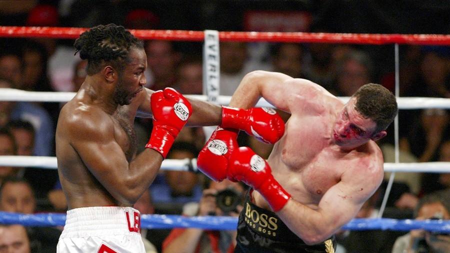 Boxing icons Lennox Lewis & Vitali Klitschko set for clash in Kiev… on a chessboard