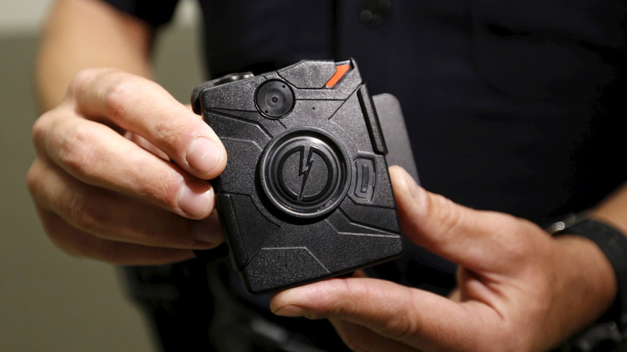 Police bodycams can be hacked and footage altered, tech expert reveals