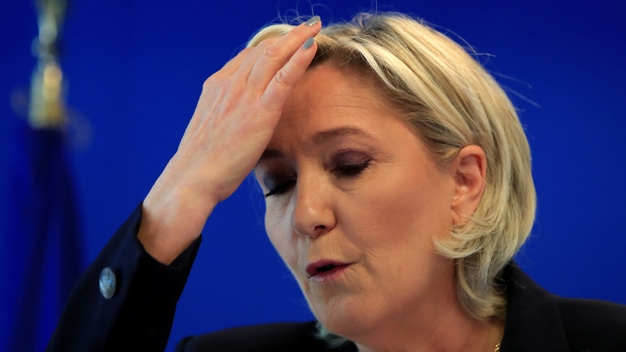Tech conference rescinds Marine Le Pen invitation after caving in to online pressure