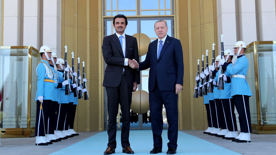 Qatar pledges $15bn of direct investments in Turkey – Ankara
