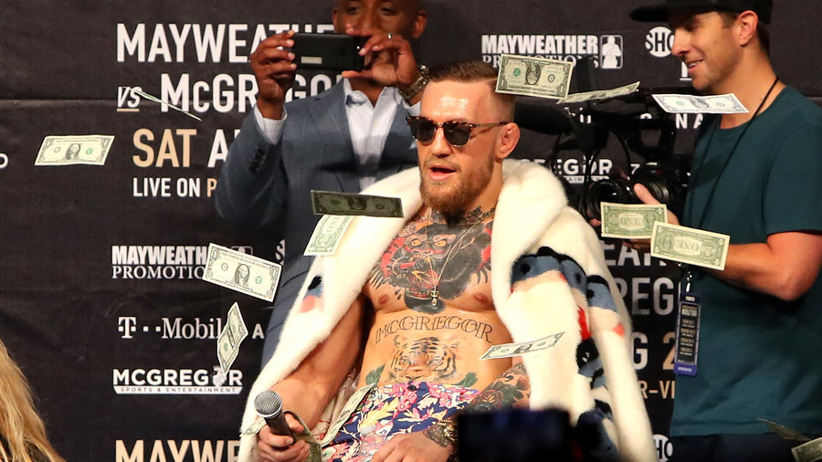 Cheapest ticket for Khabib v McGregor UFC card will cost you $205