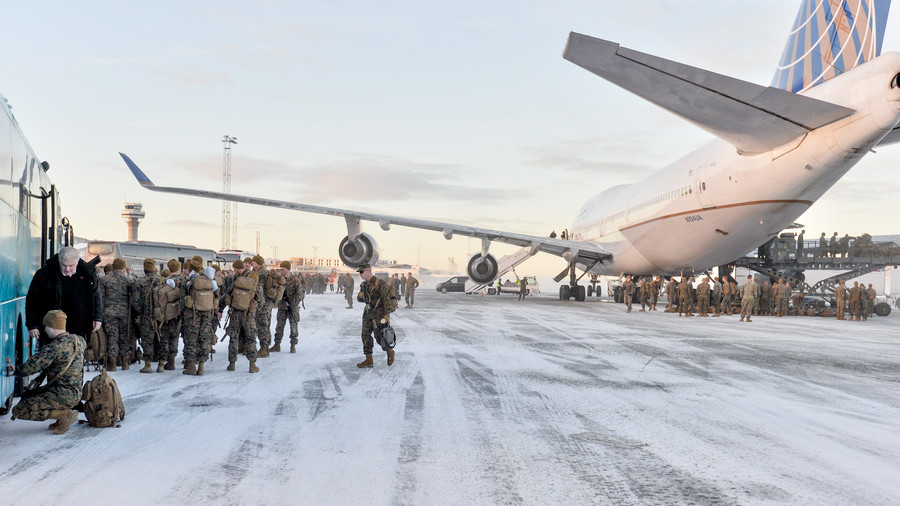 For 'times of crisis and war'? Norway confirms US to double troops on its soil