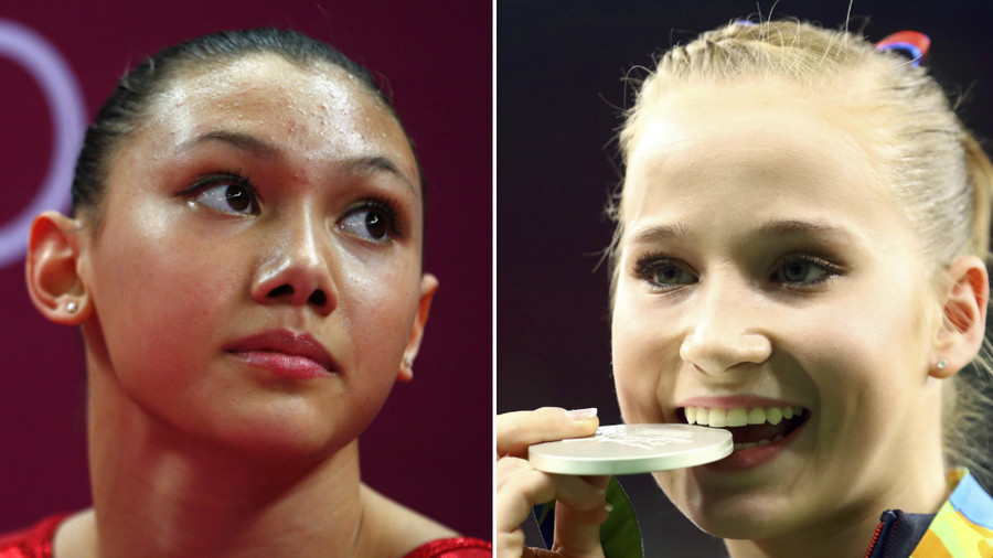 US Olympic gymnasts Kocian and Ross join long list of Larry Nassar accusers