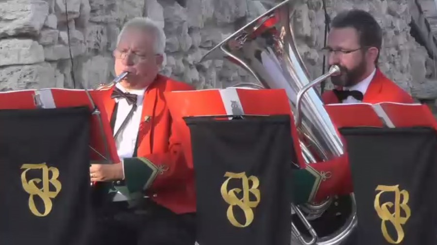 'Incredible part of the world': Welsh symphonic orchestra plays Russian tunes in Crimea (VIDEO)