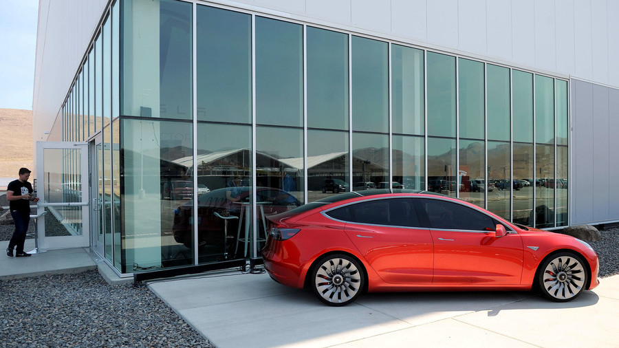 Fired Tesla employee alleges company spied on workers, knew of drug dealing at plant