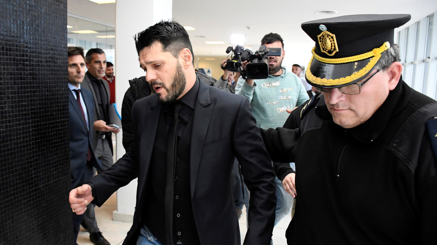 Lionel Messi's brother given suspended sentence for illegal firearm on blood-stained boat