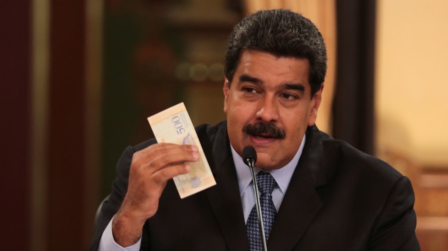 Venezuela President Nicolas Maduro orders 96% devaluation, Americas News & Top Stories
