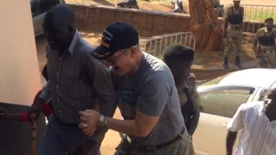 Us Citizen Detained In Kampala Over Assault
