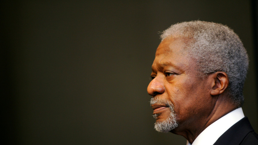 'Peace is never a perfect achievement': Kofi Annan's most impactful quotes