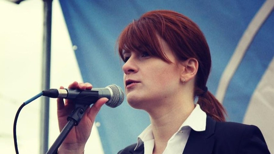 Accused 'Russian agent' Butina deprived of sleep & medication – lawyer to RT