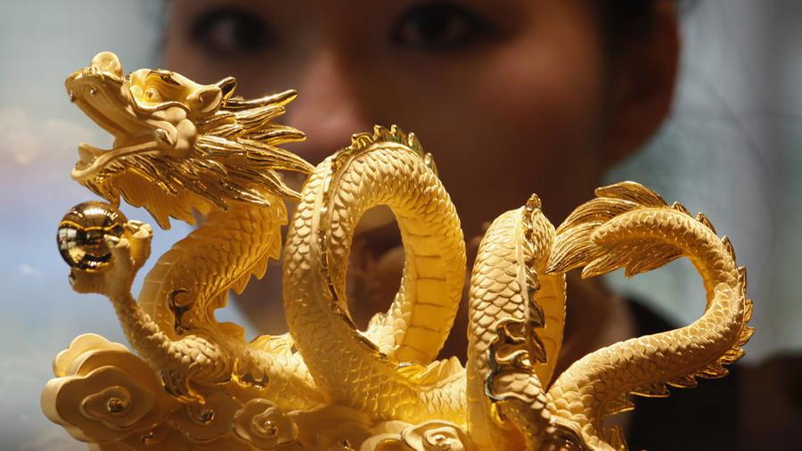 Is China secretly building up its huge gold stockpile?