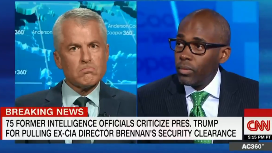 Ex-CIA deputy chief & Republican trade barbs in furious row over security clearance claim (VIDEO)