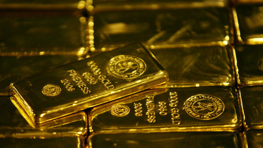 Paper gold not so shiny anymore: Prices hit 19-month low as speculators 'give up hope'