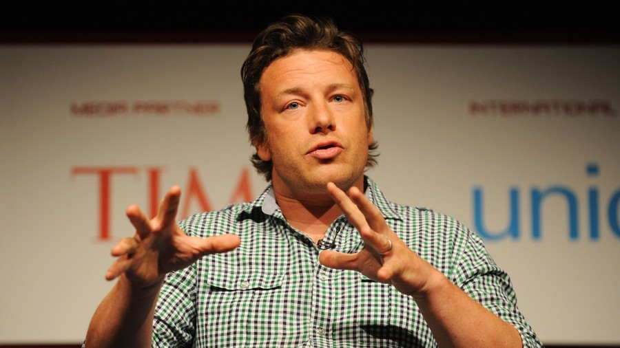 What about his Italian? Jamie Oliver accused of 'cultural appropriation' over Jamaican jerk rice