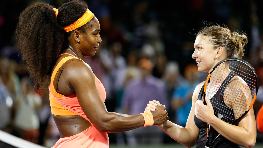 Serena on course to face Venus, Halep before US Open quarters