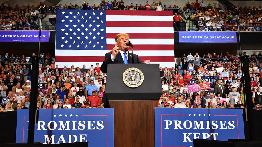 Trump accuses New York Mayor DeBlasio of 'stealing' campaign slogan