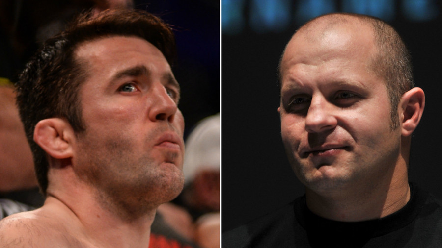 'Whoever wins this fight will win the championship': Sonnen stakes are high for Fedor bout (VIDEO)