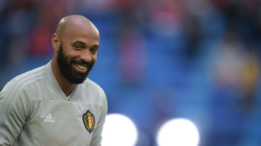 Thierry Henry wants Bordeaux coaching job, says Arsene Wenger