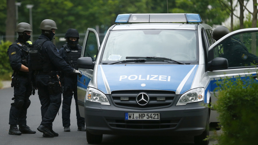 Germany detains Russian citizen suspected of plotting terrorist attack