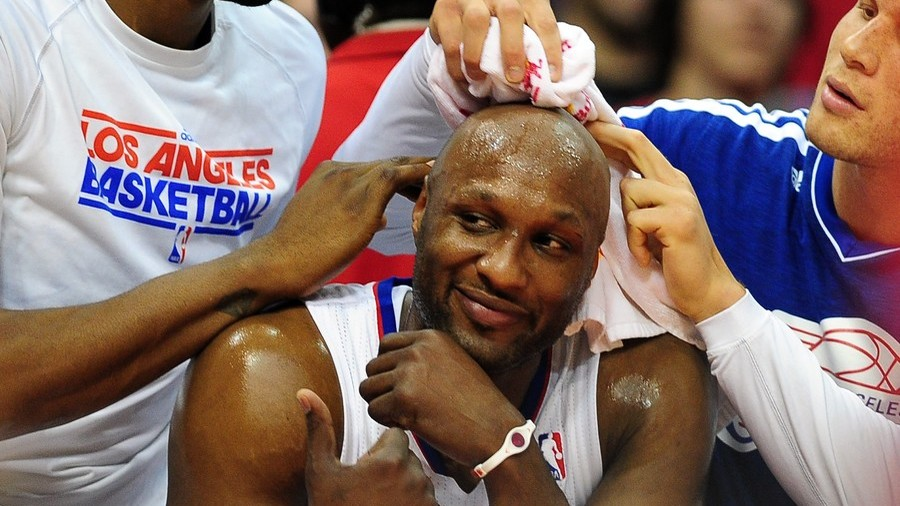 Lamar Odom says he had 12 strokes and six heart attacks