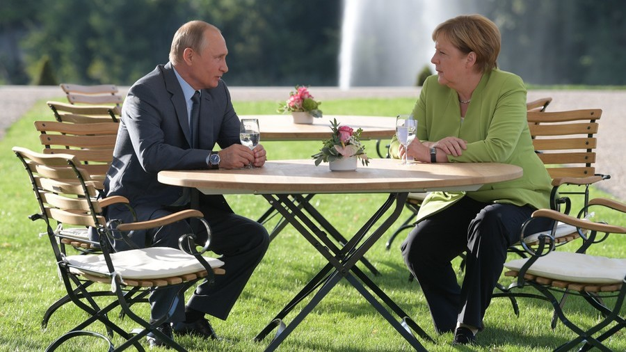 Will the US and UK freeze the German-Russian thaw?