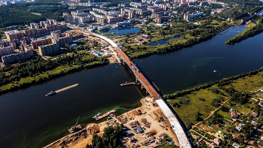 Russia choosing projects for $40bn infrastructure upgrade mega-plan