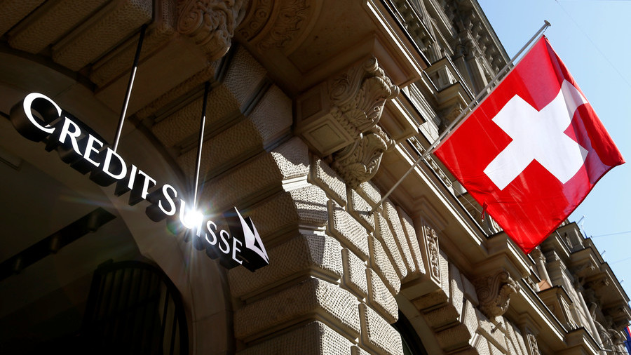 Credit Suisse Bank Says Russian Assets Reclassified, Not Frozen