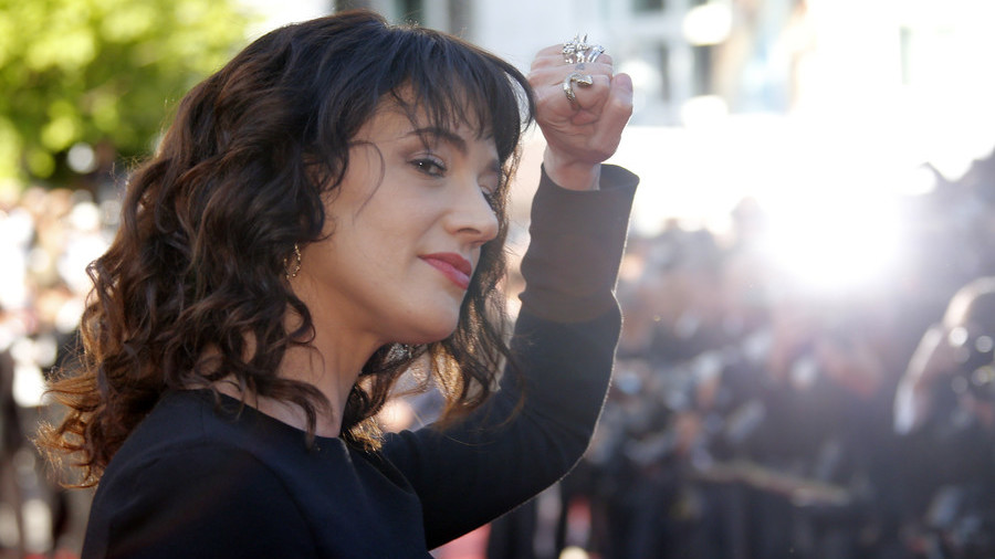 Asia Argento reportedly fired as a judge on 'X Factor Italy'