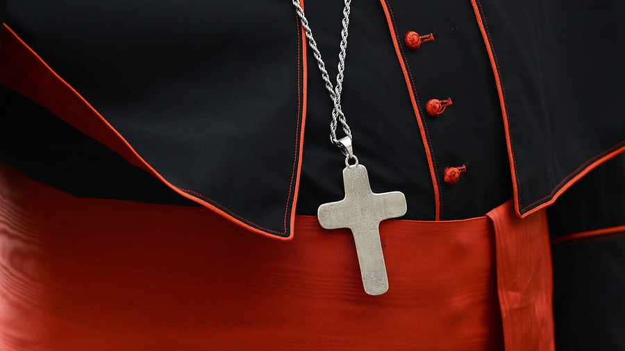 'This is for the little kids': Indiana priest assaulted as Catholic child abuse scandal unfolds