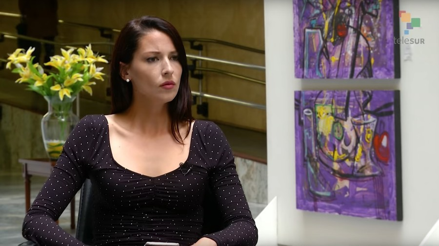 Abby Martin's 'Empire Files' series forced to shut down as US sanctions stifle alternative voices