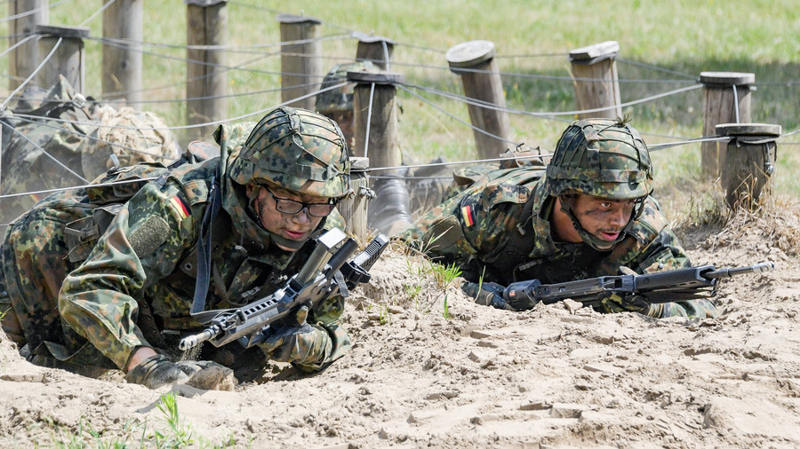 German army targets children with 'glossy' ads amid chronic personnel shortage