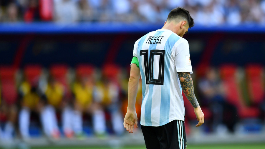 Palestinian FA president issued year-long FIFA ban for inciting 'hatred and violence' against Messi