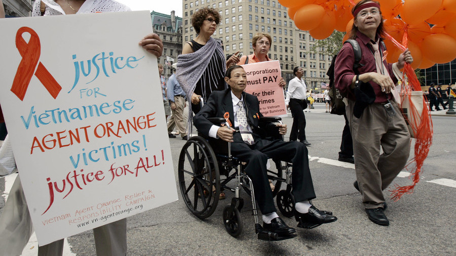Vietnam demands Monsanto compensate Agent Orange victims after US cancer ruling precedent