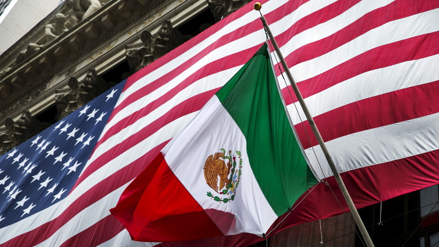 Trump suggests United States close to 'big' trade agreement with Mexico