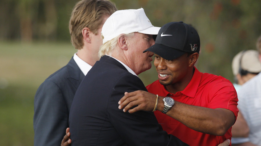 'You have to respect the office': Tiger Woods steers clear of Trump criticism