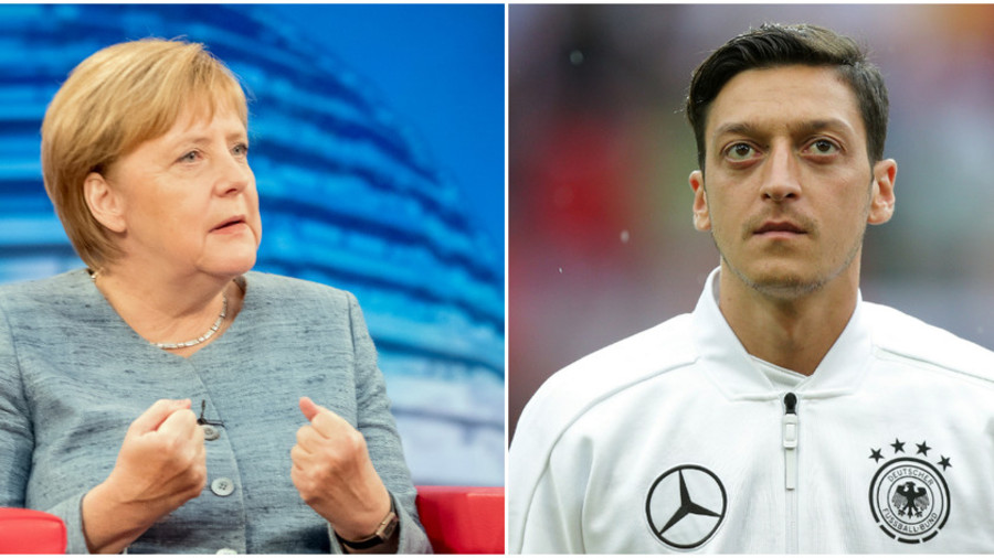 Merkel on Ozil debate: 'Mistreatment of immigrants must be taken seriously'
