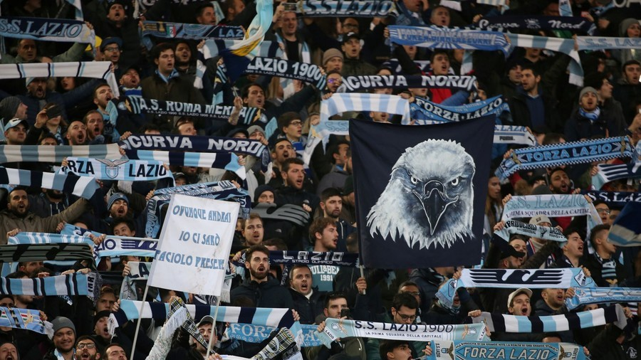 e071ce7ca90 Lazio fans might be sexist