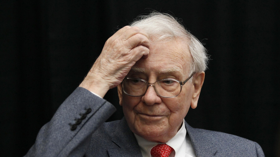 Would real Warren Buffett please stand up? Fake account's life advice goes viral