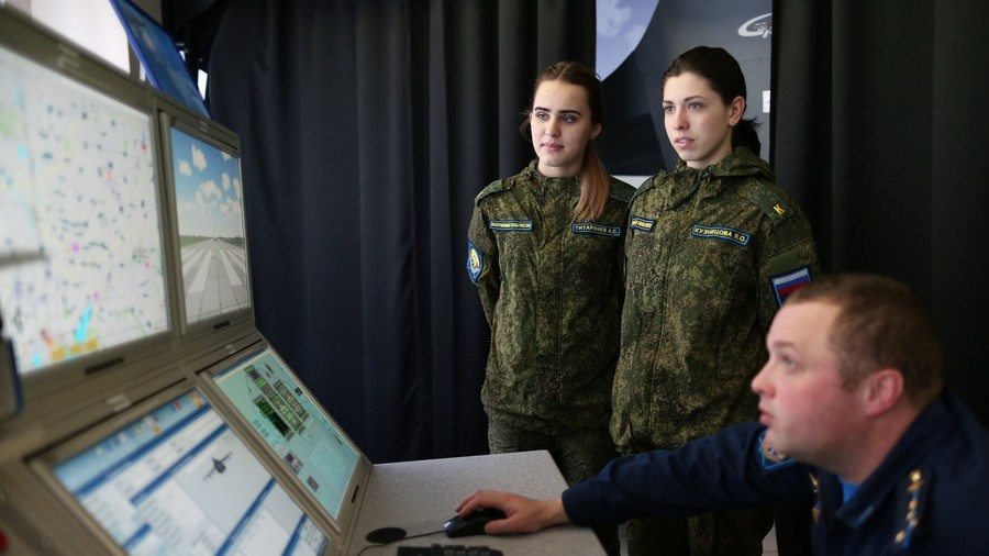 d31456d5182a5 Russia's defense minister promises more military career opportunities for  women