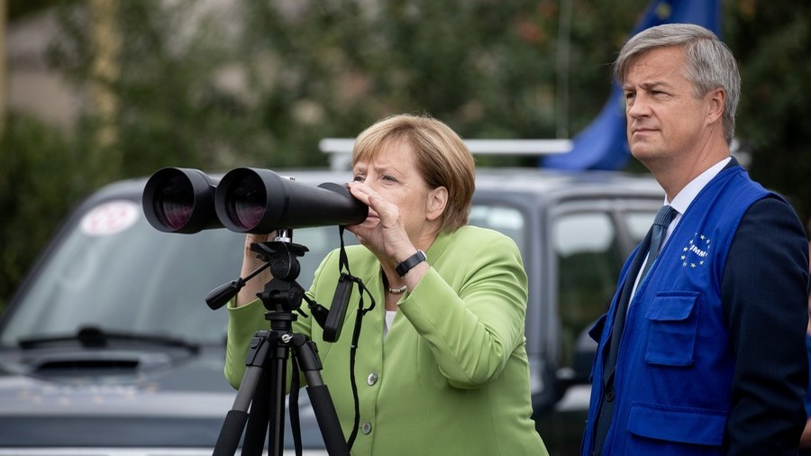 German Chancellor's recon mission: Merkel inspected potential NATO members in the South Caucasus