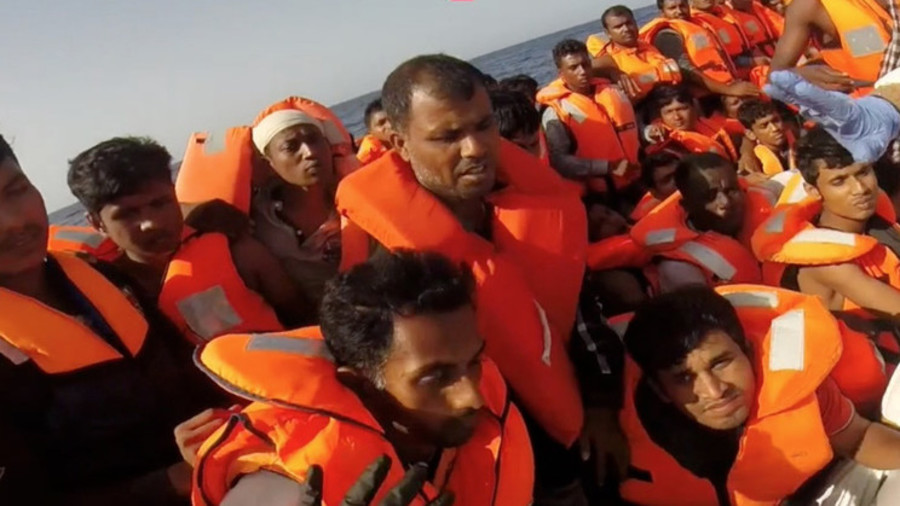 Italian doc slammed for saying migrants 'should be drowned' as they have  'no human rights'