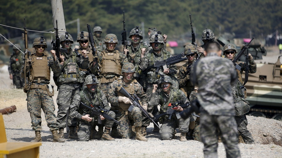Mattis: US Could Restart Large-Scale Wargames In South Korea