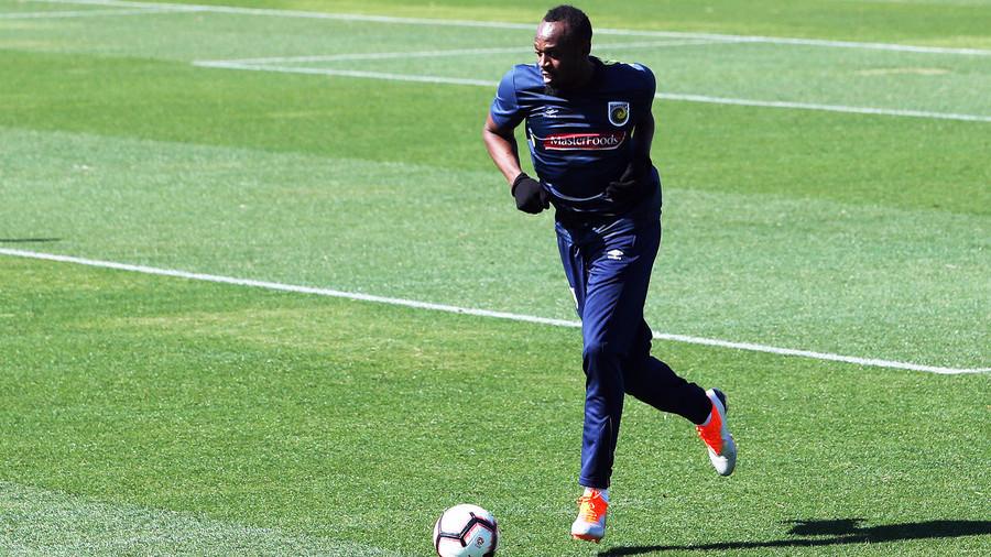 Sprint legend Usain Bolt set to make football debut in Australia ... d04d492221
