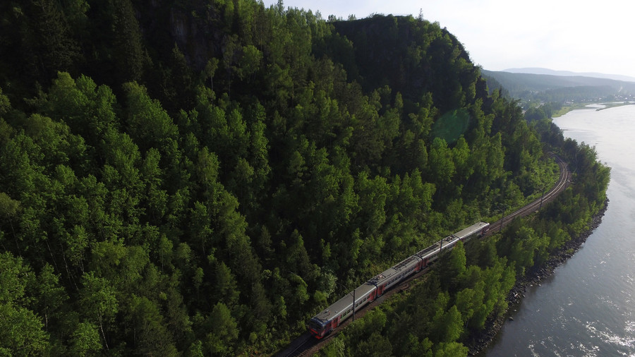 Orient express: Japan tests freight transportation across Russia via Trans–Siberian Railway