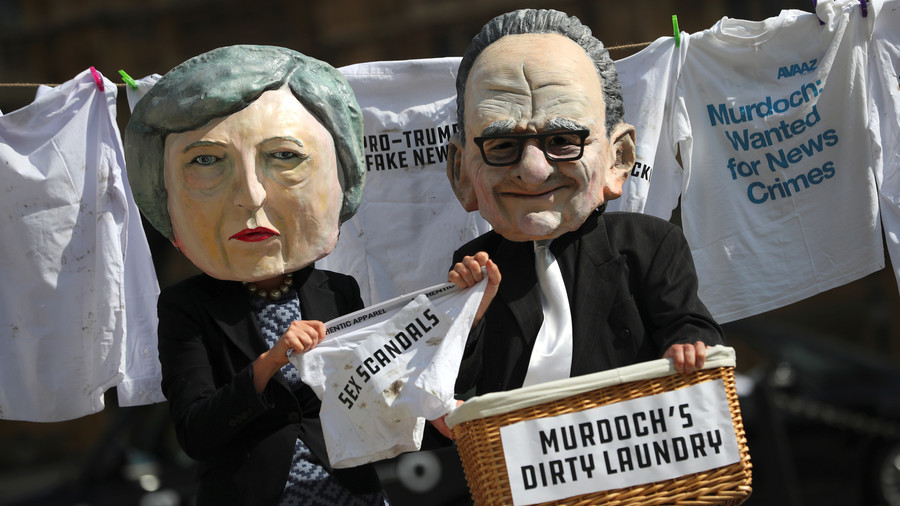 Press barons, including Rupert Murdoch, could get public money following govt review
