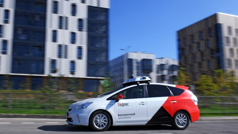 Russian 'city of the future' becomes first in Europe to offer self-driving taxi service