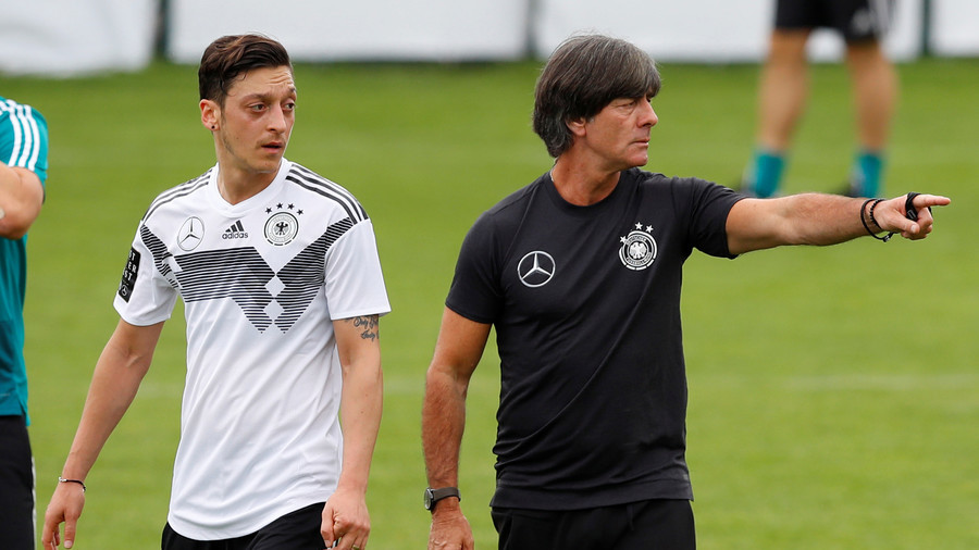 'His claims of racism are exaggerated': German coach Low breaks silence on Ozil debate