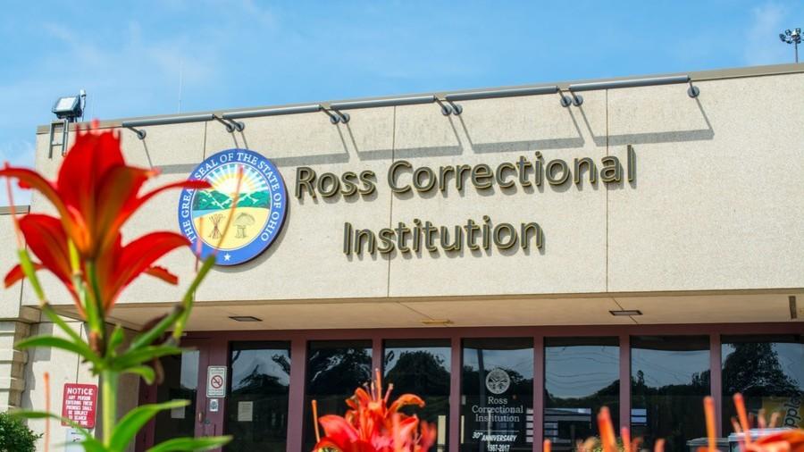 Mass opiate overdose suspected in Ohio prison