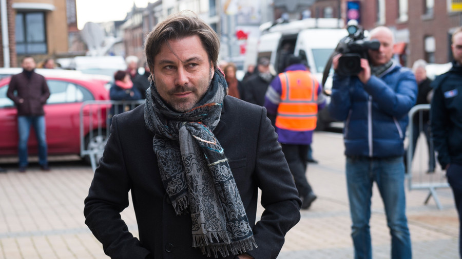 Top Belgian football TV presenter arrested over armed robbery