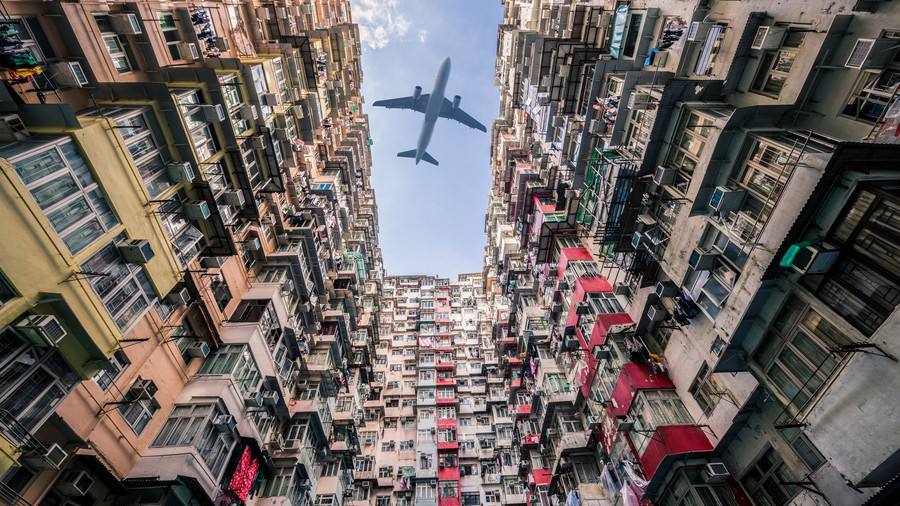 Hong Kong's soaring house prices force millennials to break law